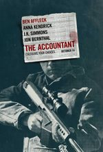 Affiche The Accountant