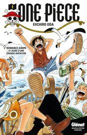Couverture One Piece
