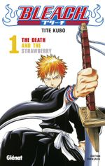 Couverture Bleach