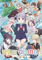 Affiche New Game!