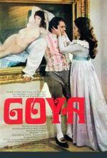 Affiche Goya l'hérétique