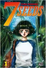 Couverture 7 Seeds, tome 1