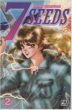 Couverture 7 Seeds, tome 2