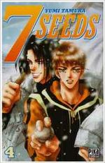Couverture 7 Seeds, tome 4