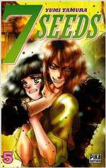 Couverture 7 Seeds, tome 5