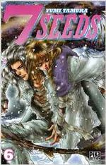 Couverture 7 Seeds, tome 6
