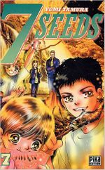 Couverture 7 Seeds, tome 7
