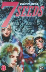 Couverture 7 Seeds, tome 8