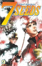 Couverture 7 Seeds, tome 9