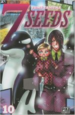 Couverture 7 Seeds, tome 10