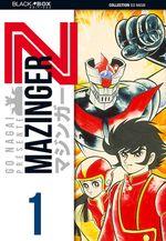 Couverture Mazinger Z, tome 1