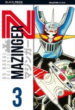 Couverture Mazinger Z, tome 3