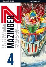 Couverture Mazinger Z, tome 4