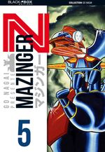 Couverture Mazinger Z, tome 5