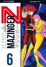 Couverture Mazinger Z, tome 6