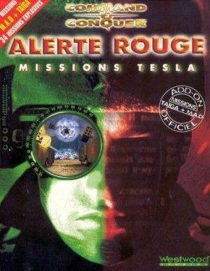 command & conquer alerte rouge missions tesla