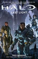 Couverture Halo : Last light