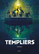 Couverture Templiers, intégrale