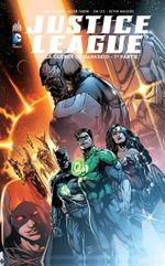 Couverture La Guerre de Darkseid, 1ère partie - Justice League, tome 9
