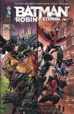 Couverture Batman & Robin Eternal, tome 1