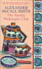 Couverture The sunday philosophy club