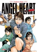 Couverture Angel Heart