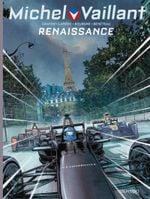 Couverture Michel Vaillant - Nouvelle Saison - Tome 5 - Renaissance