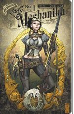 Couverture Lady Mechanika, tome 1