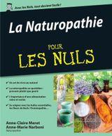 Couverture La Naturopathie pour les Nuls