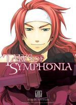 Couverture Tales of Symphonia, tome 3