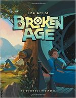 Couverture The Art of Broken Age