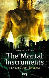 Couverture La cité des ténèbres - The Mortal Instruments