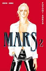 Couverture Mars, tome 2