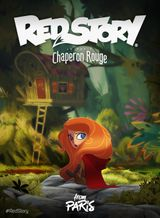 Jaquette RedStory - Le Petit Chaperon rouge