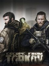 Jaquette Escape from Tarkov