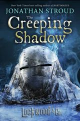Couverture Lockwood & Co.: The Creeping Shadow