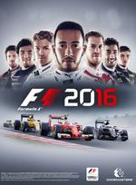 Jaquette F1 2016