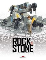 Couverture Rock & Stone, tome 2