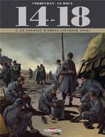 Couverture Le Colosse d'ébène - 14-18, tome 5