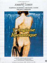 Affiche Une Anglaise romantique