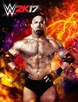 Jaquette WWE 2K17