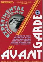Affiche Avant-Garde 2: Experimental Cinema from 1928-1954