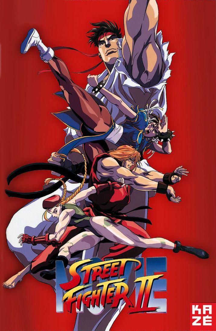 Street Fighter Filme