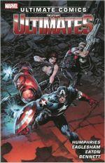 Couverture Ultimate Comics : Ultimates - Reconstruction
