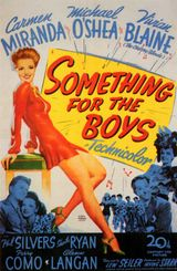 Affiche Something for the Boys