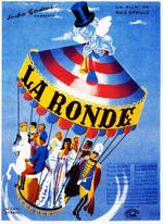Affiche La Ronde