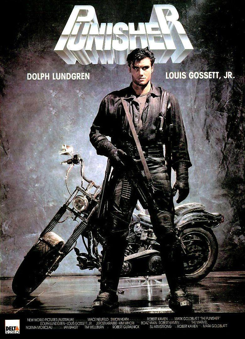 Punisher - Film (1989) - SensCritique