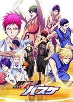 Affiche Kuroko no Basket 3rd Season