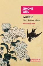 Couverture Amitié