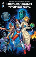 Couverture Harley Quinn & Power Girl